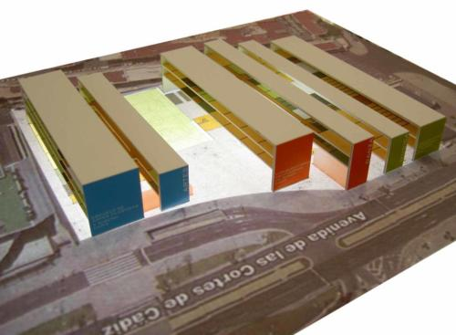 concurso-casa-artes-cadiz hollegha-arquitectos